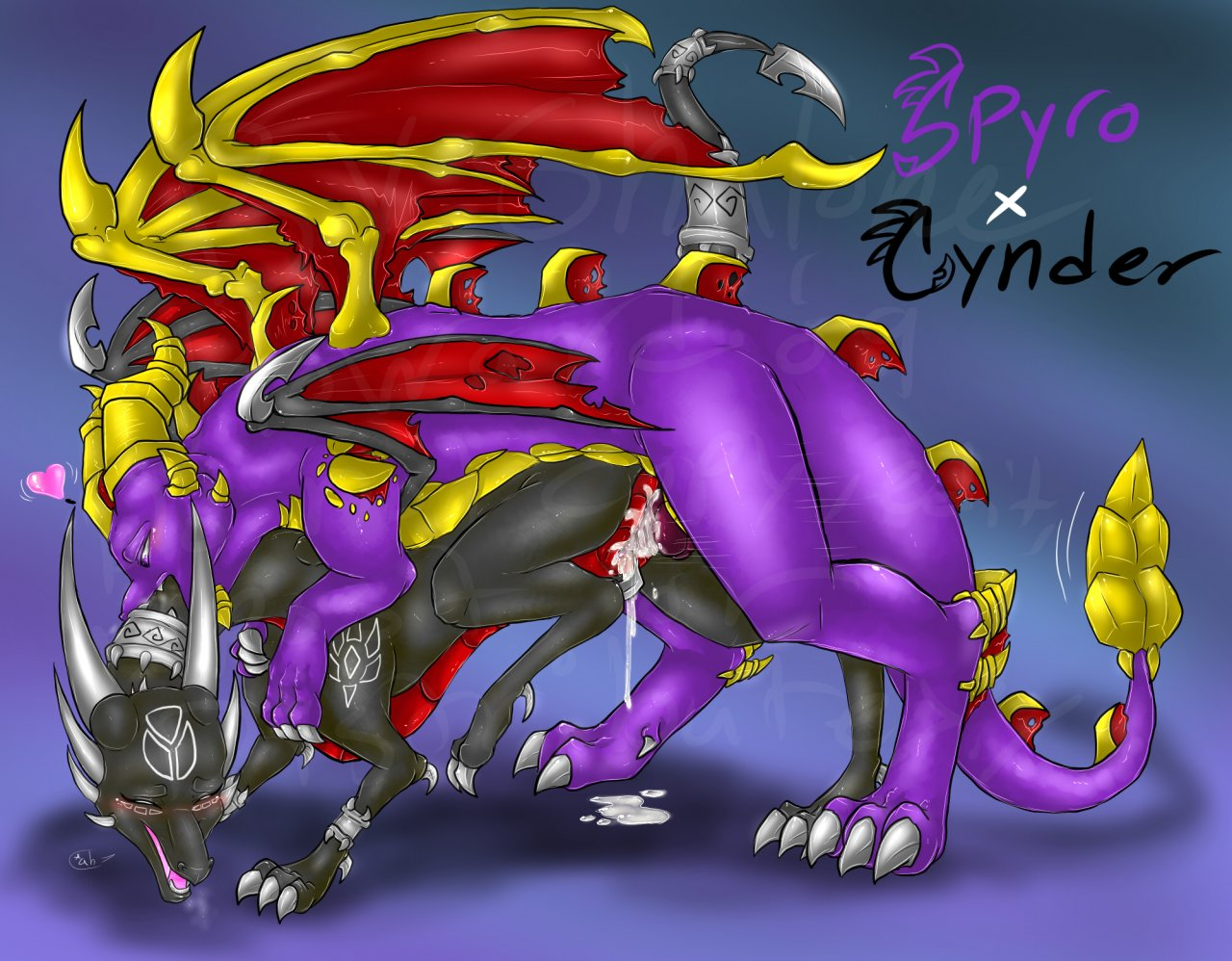 mating and herpy cynder spyro Fate stay night male saber