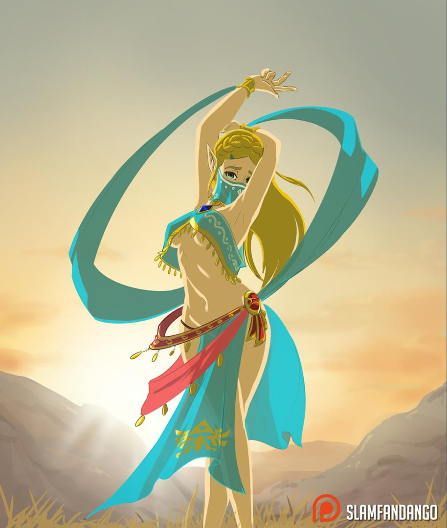 breath wild link of the gerudo That one bitch with huge tits and purple hair from fire emblem