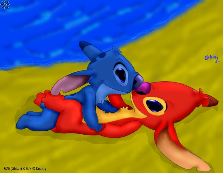 from and reuben stitch lilo Syr is it wrong to pick up