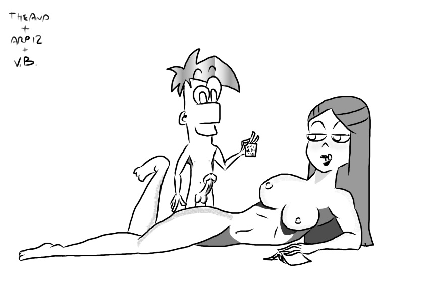 ferb gretchen and phineas from Final fantasy 12