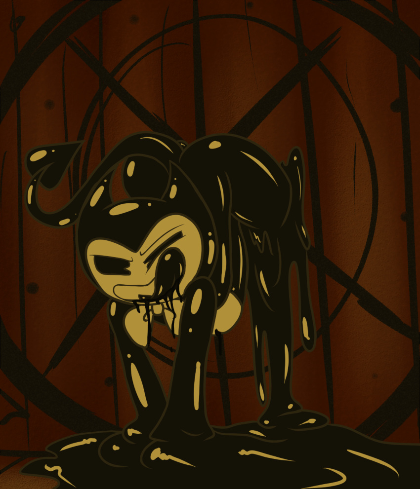 angel and ink bendy the machine Dane trials in tainted space