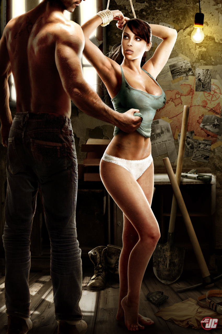 tomb naked lara croft raider How old is the scout tf2