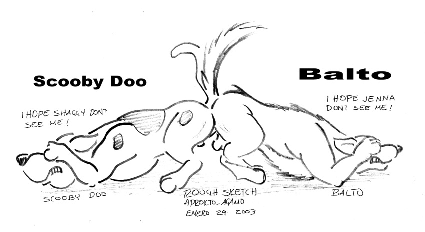 sadie boo scooby doo brothers mae meets the King of the hill lou anne