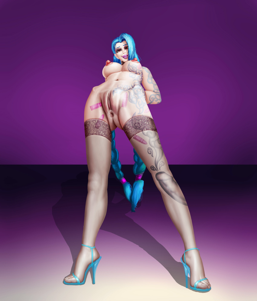 naked jinx league of legends Breath of the wild fairy porn