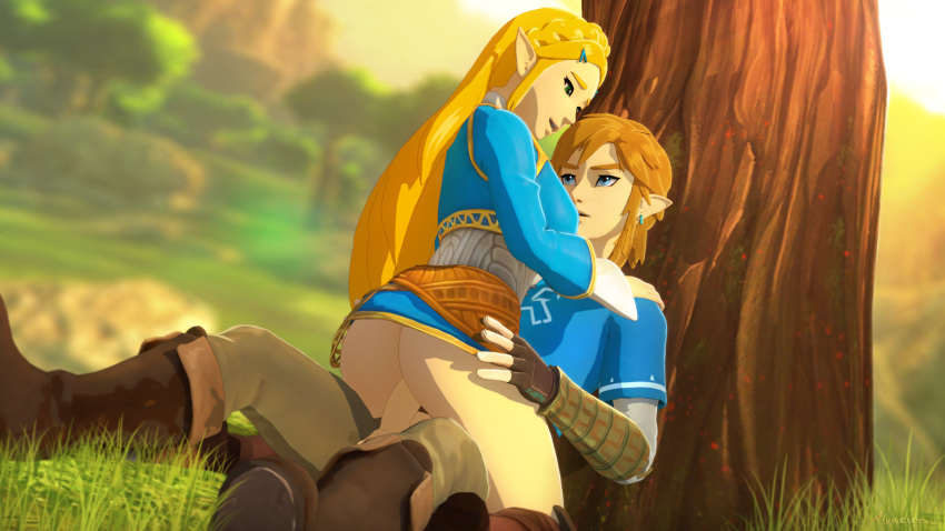 the gerudo wild breath link of King of the hill peggy hill porn
